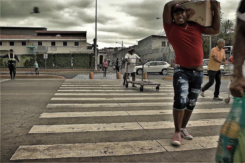 La Ciudad de Panamà di Sasa Ferri