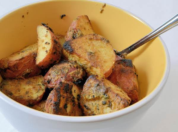 Dijon Roasted Potatoes Recipe
