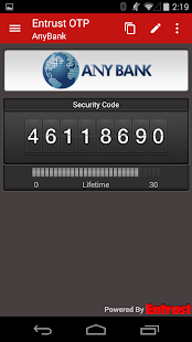 App Entrust IdentityGuard Mobile APK for Windows Phone