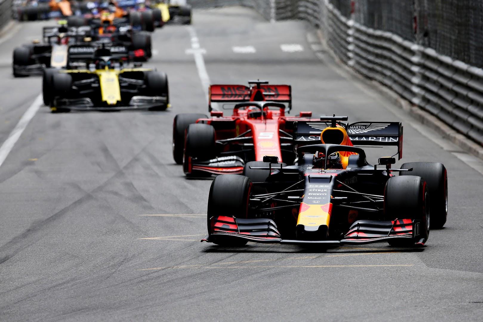 F1第6戦モナコGP