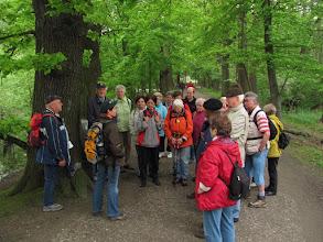 Photo: Familienwanderung in Riddagshausen mit der Rangerin am Tag der Biodiversität