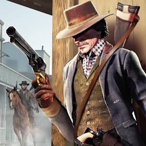 Cowboy Gun War 1.1.1 APK MOD