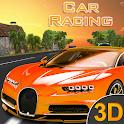 Traffic Car 3D City icon