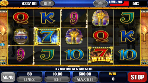 Egyptian Gold Slots - Free to Play Demo Version