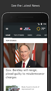 WLOX Local News- screenshot thumbnail