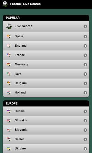 無料运动AppのResultados de futbol|記事Game