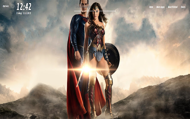 Wonder Woman And Superman Hd Wallpapers
