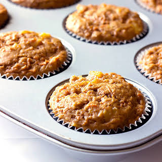 Carrot Cake Muffins.