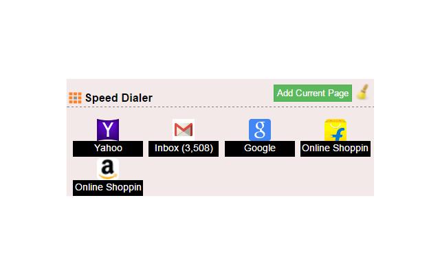 Speed Dialer