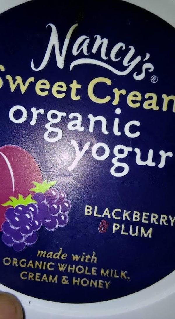 Flavored Greek Yogurt or your favorite flavored yogurt.