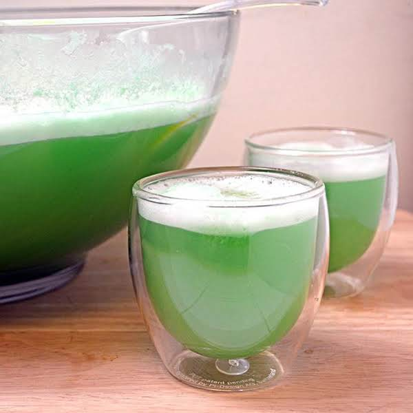 St. Patrick's Day Punch Recipe