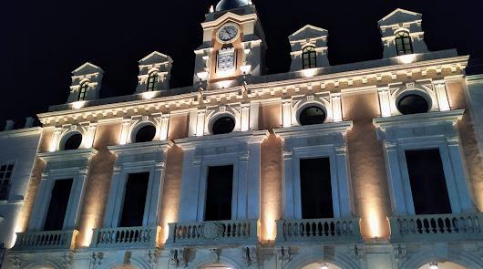 Nueva luz para la fachada del Ayuntamiento