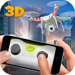 RC Drone Flight Simulator 3D Icon