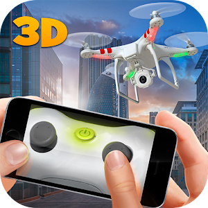 RC Drone Flight Simulator 3D for PC and MAC