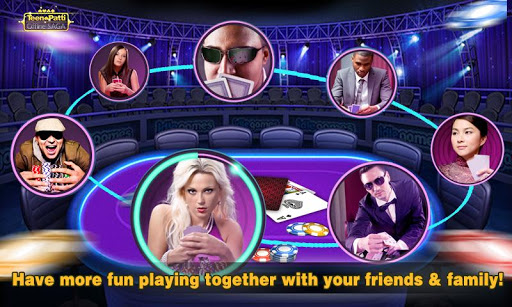 Teen Patti Offlineu2663Klub-The only 3patti with story 2.8.6 3