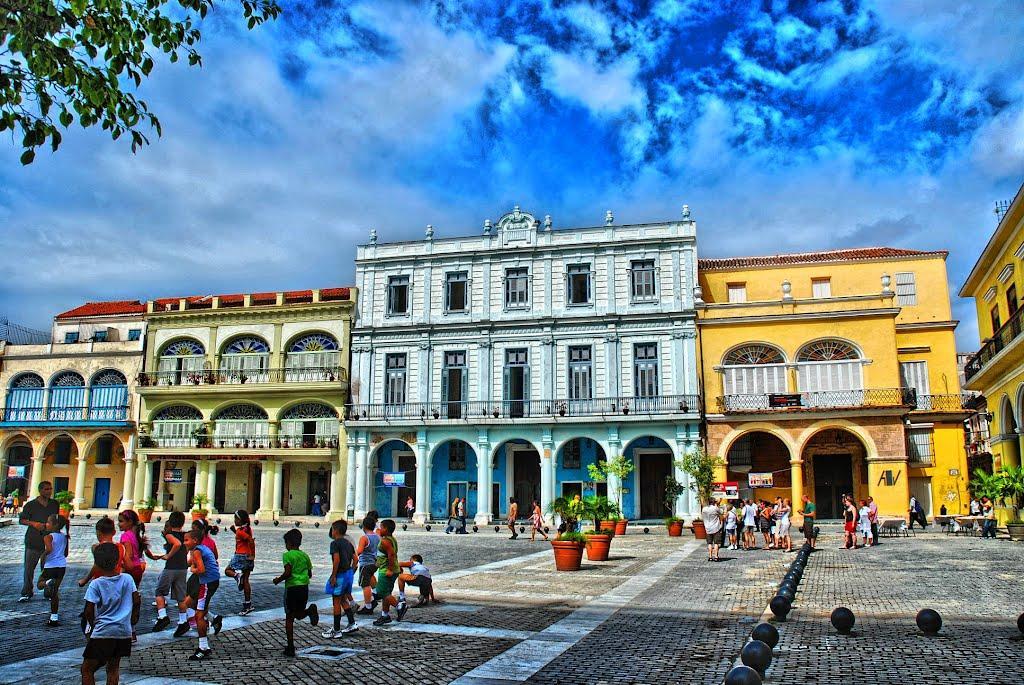 On va démarrer l'aventure aux Caraïbes : Hola Cuba