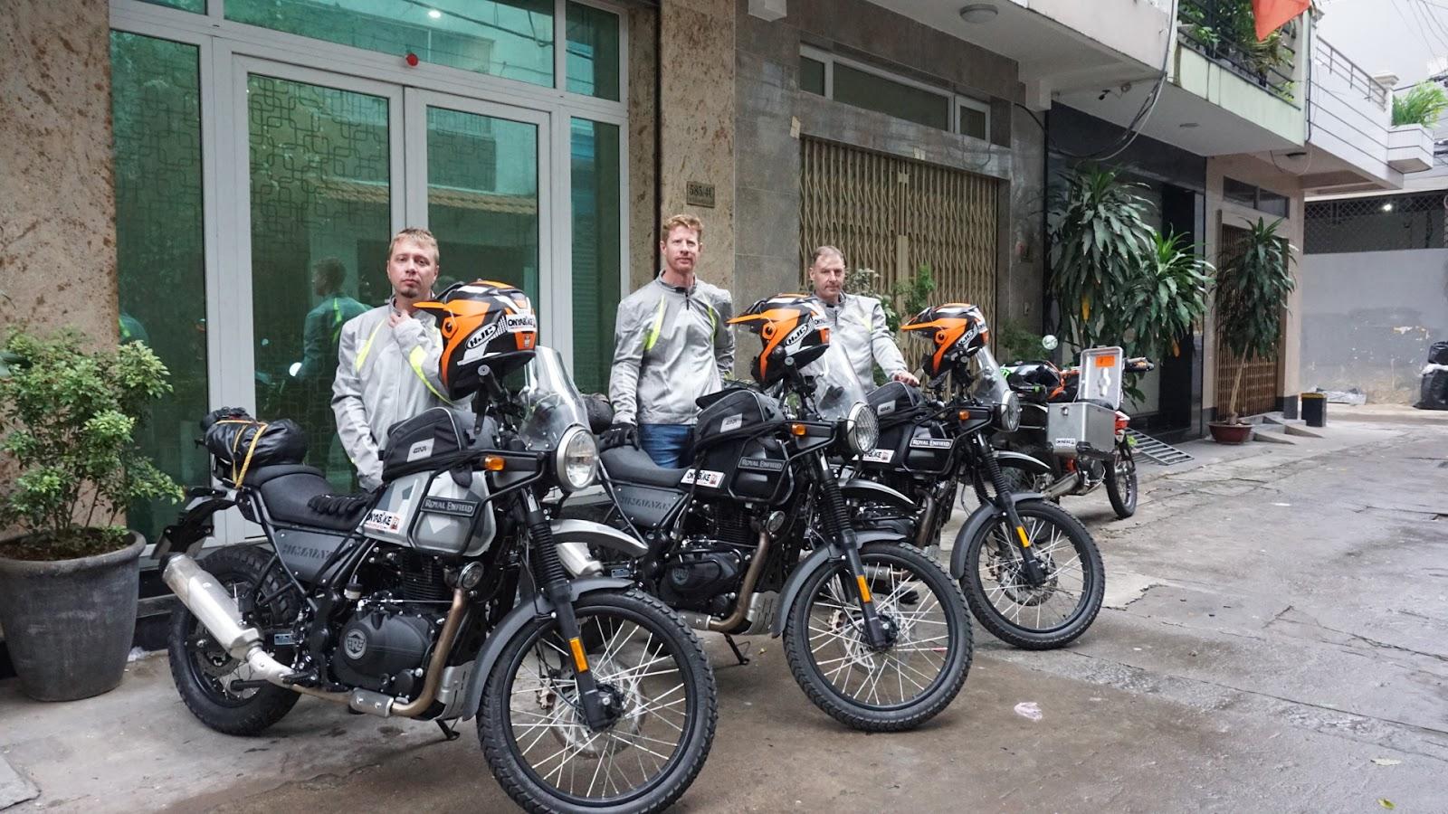 Onyabike Adventure tour