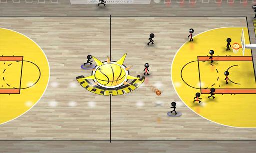 Stickman Basketball screenshot 11