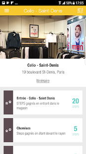 STEP IN - Shopping & Cadeaux – Vignette de la capture d'écran
