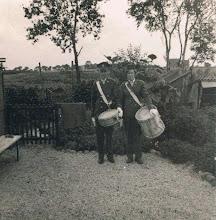 Photo: Albert en Geesje Leiting