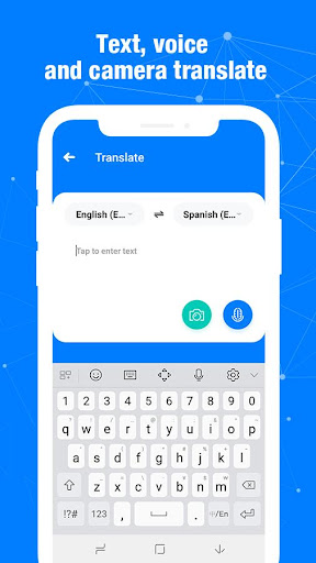 Translate it - Speech and Picture Translate screenshot 5