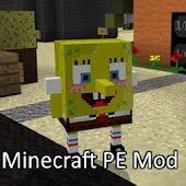 Spongebob Mod for Minecraft PE