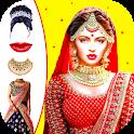 Bridally - Wedding Makeup Photo Editor Beauty app icon