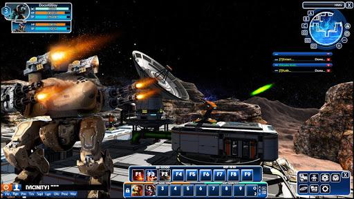 Steel War Hero Mech Warrior FPS Shooter 1.0 screenshots 4