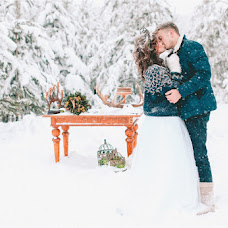 Wedding photographer Nina Kartavlyuk (NinaKartavlyuk). Photo of 18.01.2016