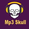 Skull Mp3 - Free Mp3 & Music Downloader icon