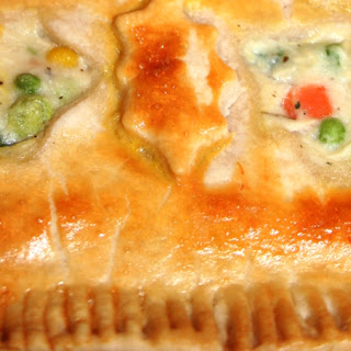 Chicken And Vegetable Pie With Gravy Recipes.