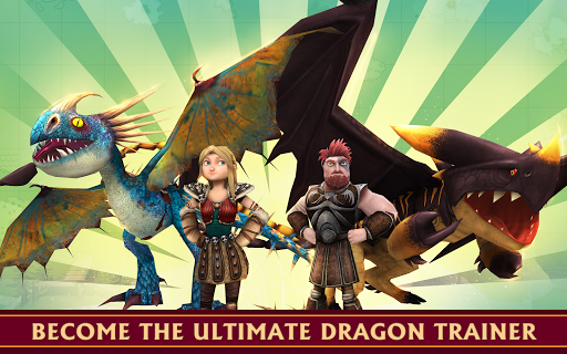 School of Dragons Apk 2