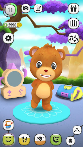 My Talking Panda - Virtual Pet 3.3 screenshots 2