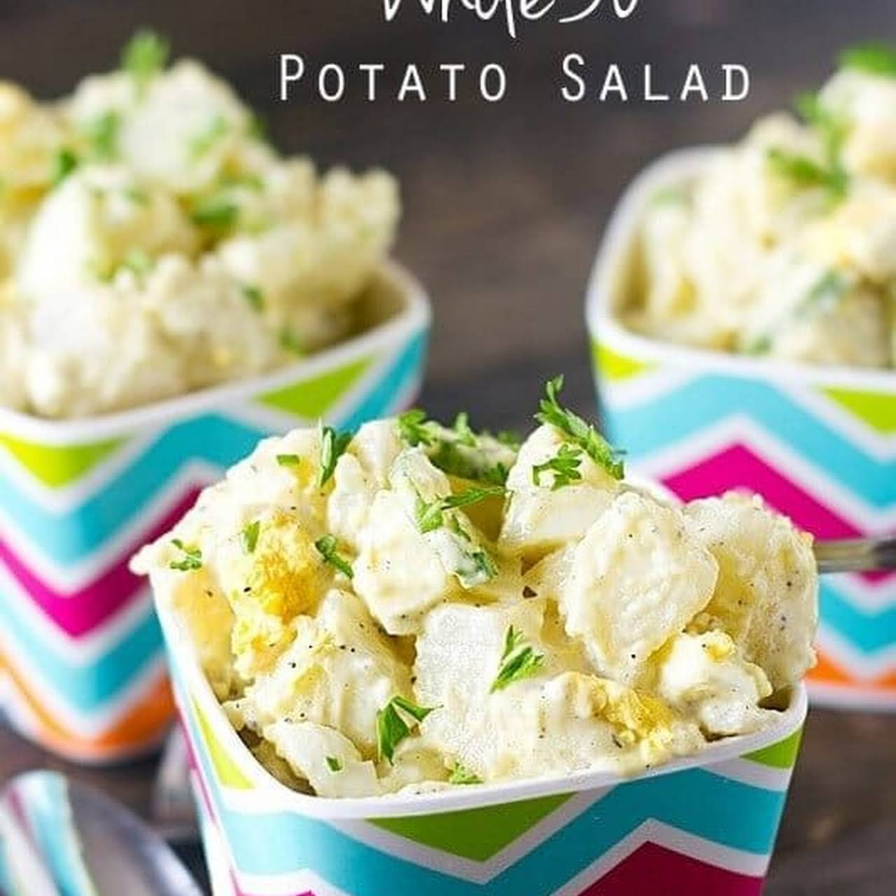 Hellmann's Potato Salad Dressing Recipe