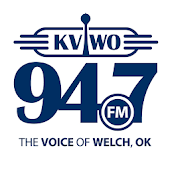 KVWO 94.7 FM - Local Radio from Welch, OK
