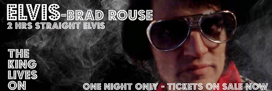 Elvis-Brad Rouse - The King Lives On