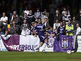 Petit match entre les U21 du Standard et ceux d'Anderlecht