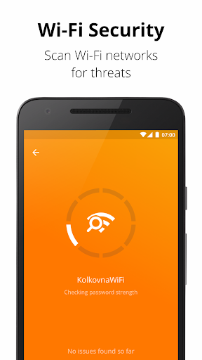 Avast Antivirus 2018 app (apk) free download for Android/PC/Windows screenshot