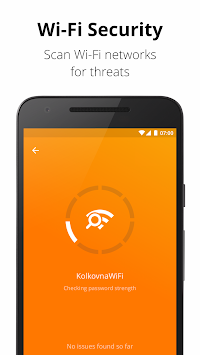 Mobile Security Si Antivirus 48529 APK screenshot thumbnail 6