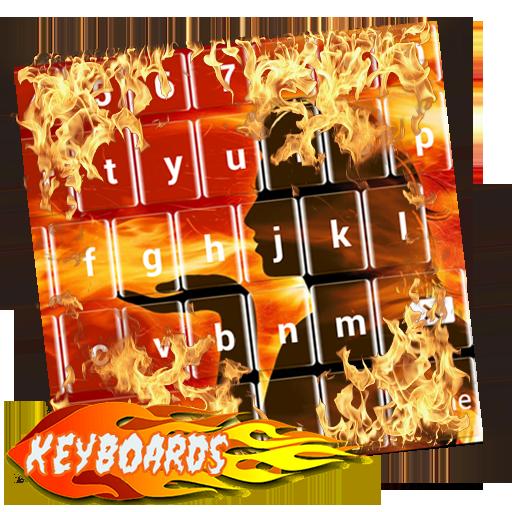 Flame Keyboard Themes