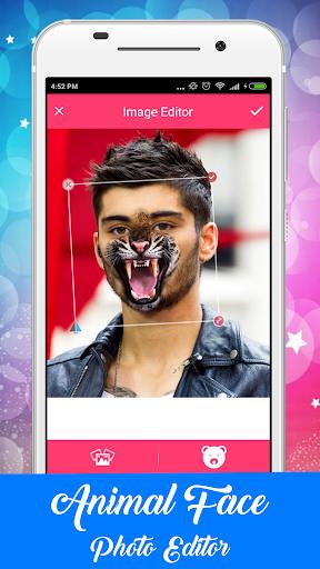 Animal Face Photo Editor - Face Morphing 1.0 screenshots 2