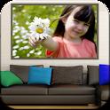 Home Interior photo frames icon