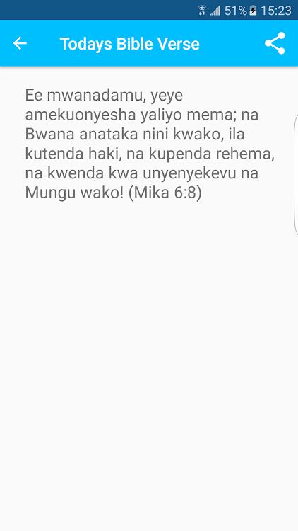 Biblia Takatifu Swahili Bible Android Applications Appagg