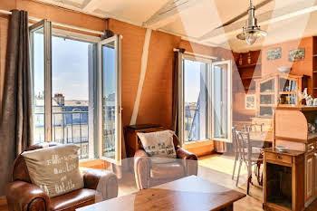 Appartement meublé 2 pièces 41,08 m2