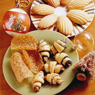 Walnut and Cinnamon Rugelach