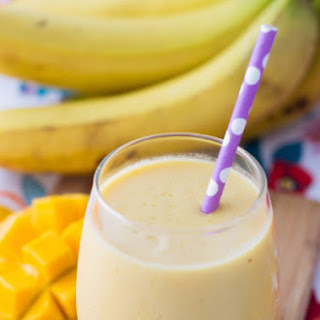 Mango Banana Smoothie Recipe