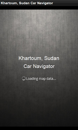 GPS Navigation Khartoum Sudan