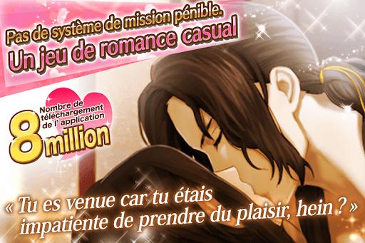 Otome games franu00e7ais : Le Dit du Genji inversu00e9  captures d'u00e9cran 1