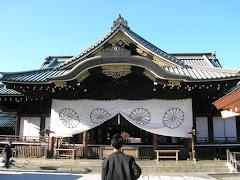 Visiter Yasukuni Shrine