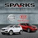 Sparks Nissan Kia icon